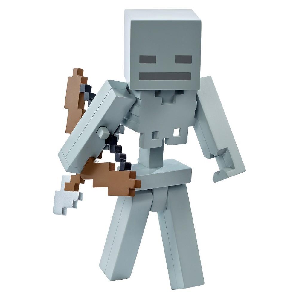 Minecraft Arrow Firing Skeleton 5 Figure