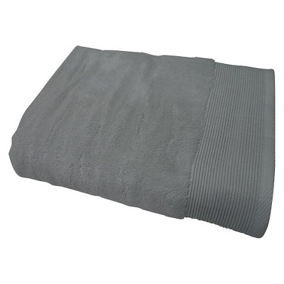 Gray Nate Berkus - Bath Towel Silver Springs