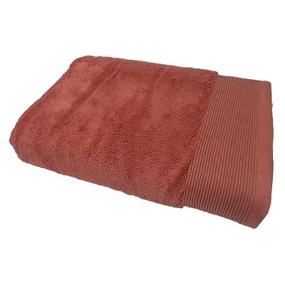 Bath Towel Wave Light Red - Nate Berkus™