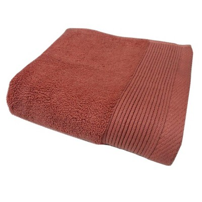 Hand Towel Wave Light Red - Nate Berkus™