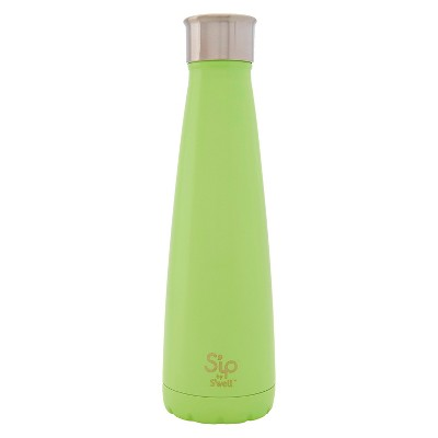 S'ip by S'well® 15oz Stainless Steel Insulated Water Bottle - Spearmint Green