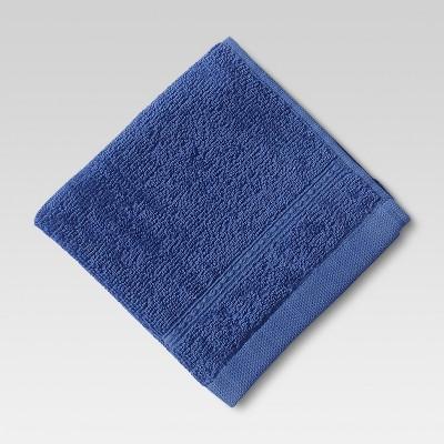 Botanic Washcloth Blue - Threshold™