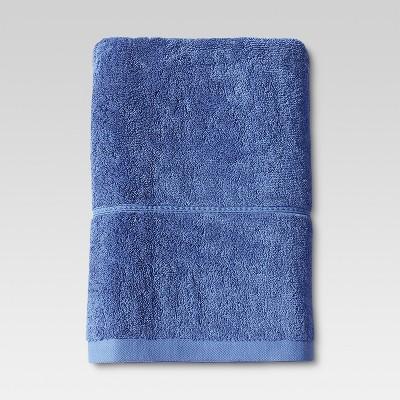 Botanic Bath Towel Blue - Threshold™