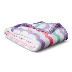 Waves Plush Blanket - Pillowfort™