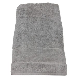 Organic Cotton Bath Sheet Seagull - Threshold