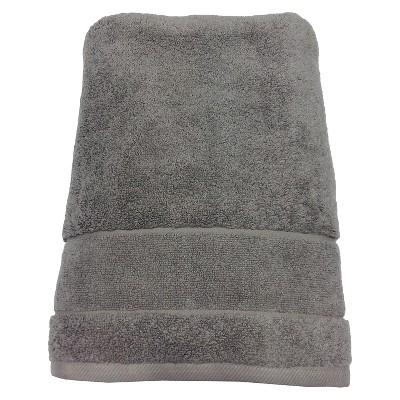 Organic Cotton Bath Towels Grey Stone - Threshold™