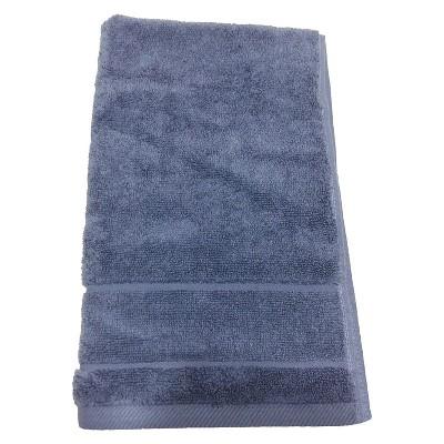Organic Cotton Hand Towel Balanced Blue - Threshold™