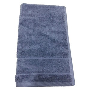 Organic Cotton Hand Towel Balanced Blue - Threshold