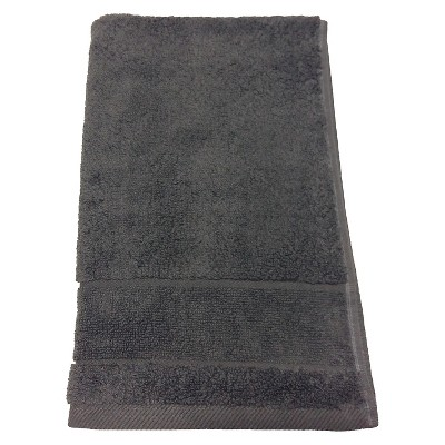 Organic Cotton Hand Towel Hot Coffee - Threshold™