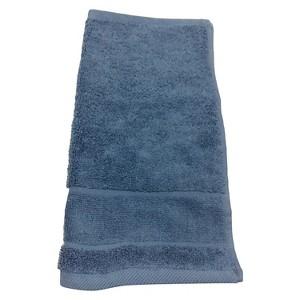 Organic Cotton Washcloth Green Turquoise - Threshold