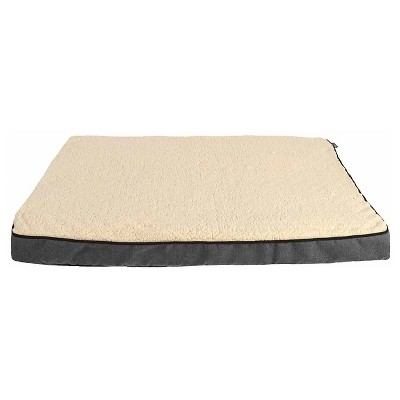 Woolrich™ Ortho Gusset Pet Bed - XL - Black