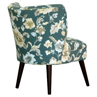 Charming Lauren Curved Back Slipper Chair : Target Gallery