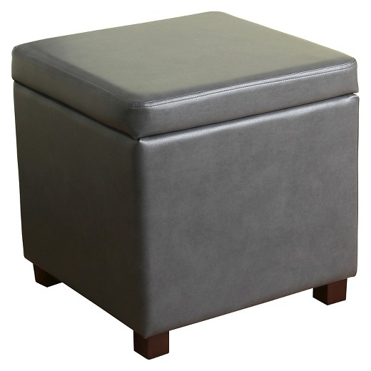 loved 235 times 235 - Collins Cube Storage Ottoman - Threshold™ : Target