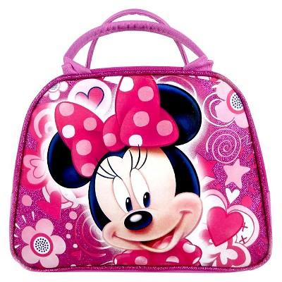 Disney Minnie Mouse 9  Handbag - Pink