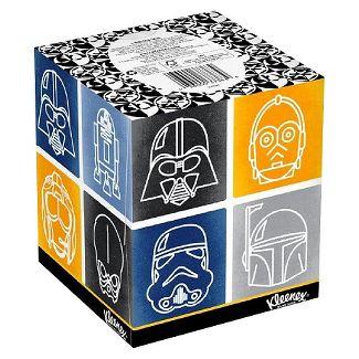 Kleenex Star Wars Facial Tissue - 55ct