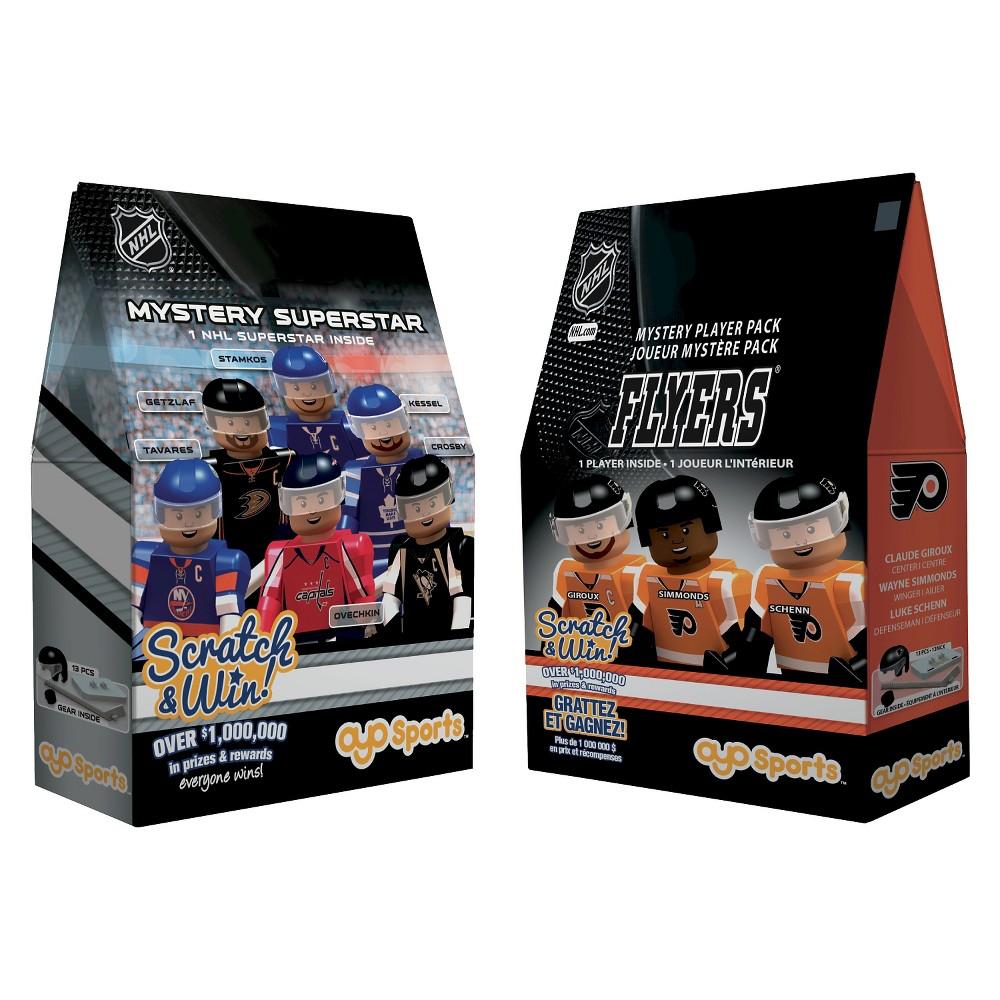 NHL Philadelphia Flyers Oyo Player Bundle Pack