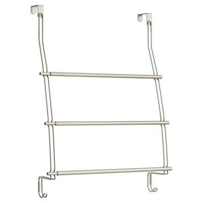 InterDesign Steel Shower Towel Rack