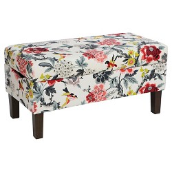 Bedroom Patterned Storage Bench - Skyline Furniture®