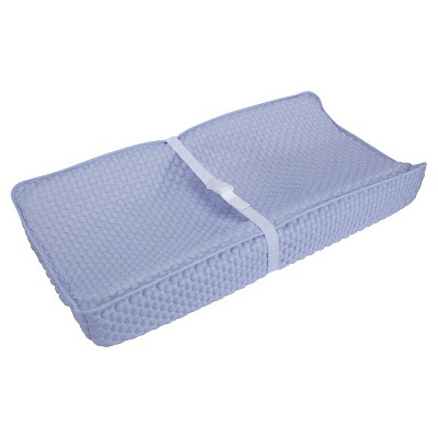Serta® Perfect Balance Changing Pad Cover - Blue