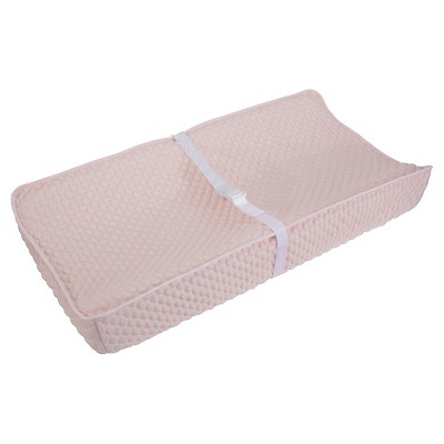Serta® Perfect Balance Changing Pad Cover - Pink