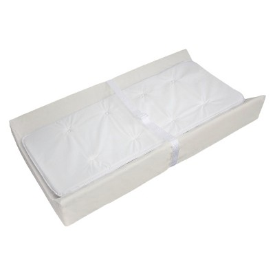Serta® Perfect Sleeper Changing Pad Comfort Topper - White