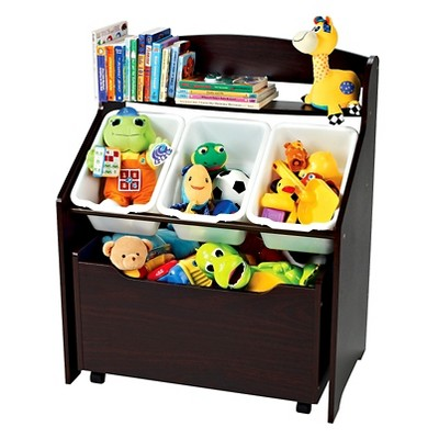 Tot Tutors Modern Classics Store All Unit - Espresso