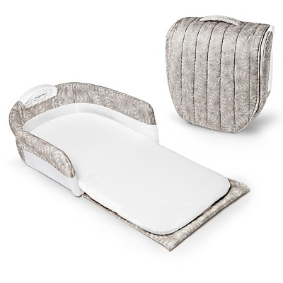 Baby Delight® Snuggle Nest Comfort Infant travel bed - Taupe