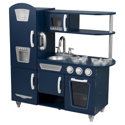 Kidkraft Navy Vintage Kitchen Target