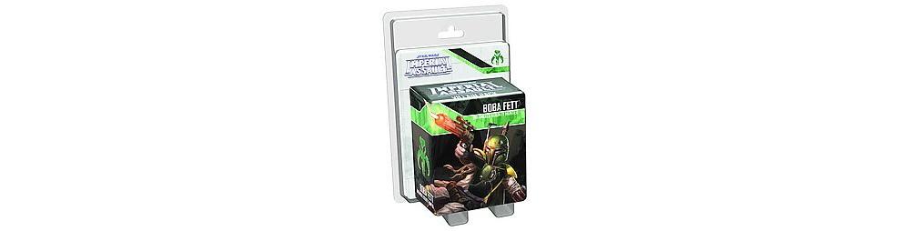 Star Wars Imperial Assault : Boba Fett Villain Pack (Game)