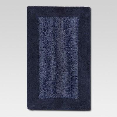 Ultra Soft Bath Rug Balanced Blue (20 x34 )- Threshold™