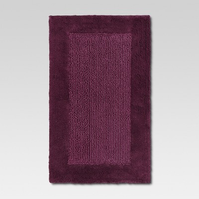 Ultra Soft Bath Rug - Grape Lavender - Threshold™