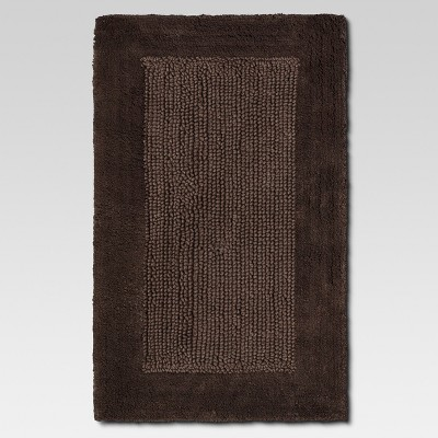 Ultra Soft Bath Rug - Hot Coffee - Threshold™
