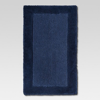 Ultra Soft Bath Rug Balanced Blue (23 x38 )- Threshold™