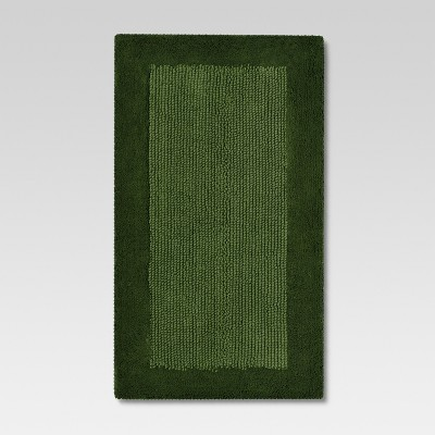 Ultra Soft Bath Rug - Moss Green - Threshold™