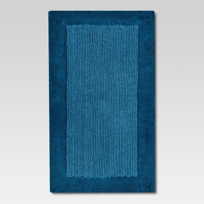 Ultra Soft Bath Rug Turquoise (23 x38 )- Threshold™