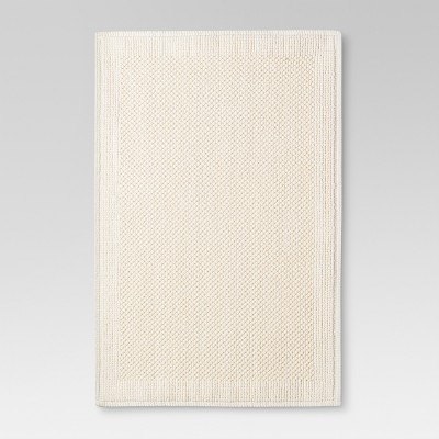 Ultra Soft Bath Mat - Natural Cream - Threshold™