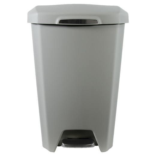 Hefty® Kitchen and Indoor Trash Cans Stone : Target