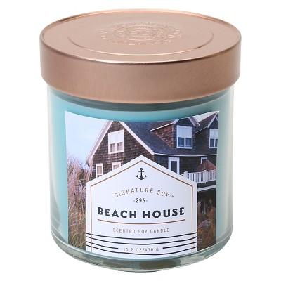 Signature Soy™ Jar Candle Beach House - 15.2oz