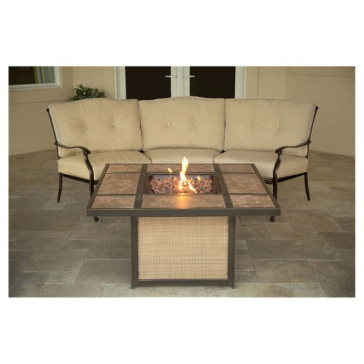 Hanover Outdoor Furniture Traditions 2 Piece Seating Set