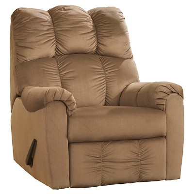 Raulo Rocker Recliner - Ashley Furniture  sc 1 st  Target : recliners for short adults - islam-shia.org