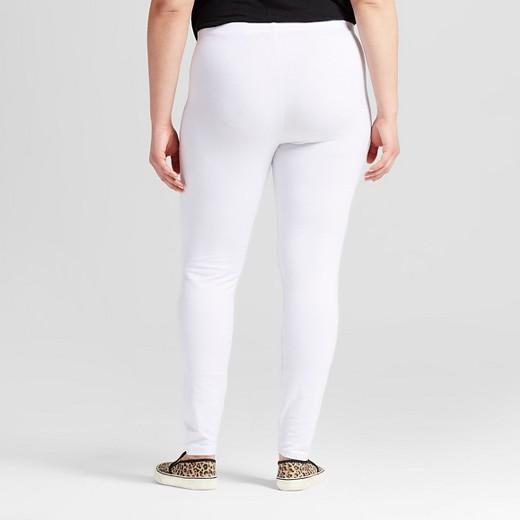 Women's Plus-Size Leggings White - Xhilaration™ : Target