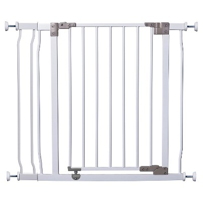 Dreambaby® Liberty Security Gate with Smart Stay-Open Feature + 1 x 3.5  extension