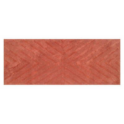 Textured Stripe Bath Rug   Nate Berkus™