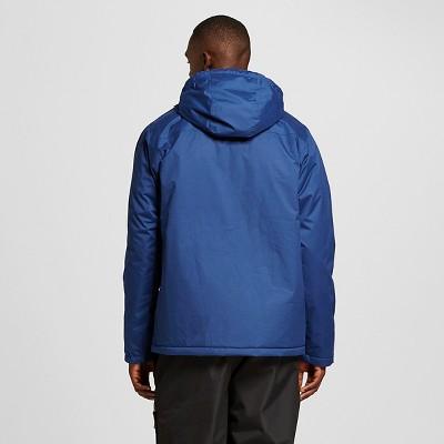Men's Waterproof Rain Jacket Aston Navy (Blue) - Trespass S