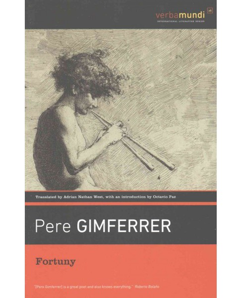 Fortuny (Paperback) (Pere Gimferrer) - image 1 of 1