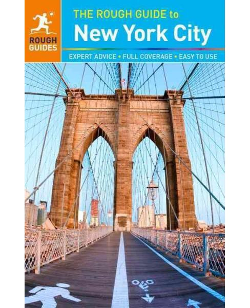 Rough Guide to New York City (Paperback) (Sarah Hull & Stephen Keeling & Andrew Rosenberg) - image 1 of 1
