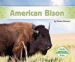 American Bison (Library) (Grace Hansen)