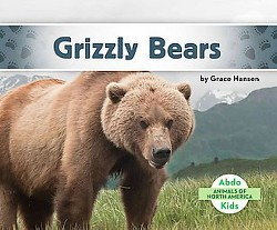 Grizzly Bears (Library) (Grace Hansen)