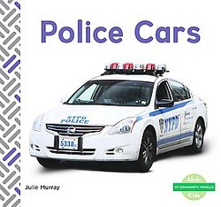 Police Cars (Library) (Julie Murray)
