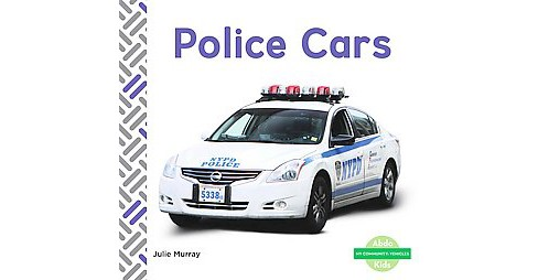 Police Cars (Library) (Julie Murray) - image 1 of 1